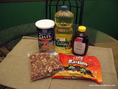 Granola Basics