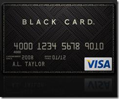 Visa - Black Card