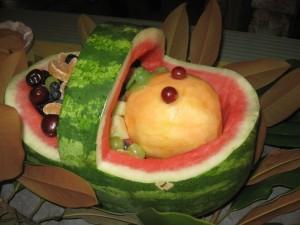 Baby Fruit Basket