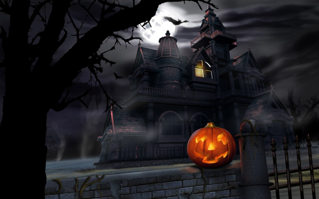 Halloween-Wallpaper